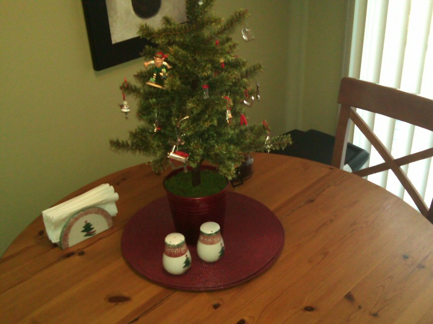 all kitchen or grilling ornaments